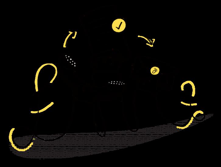 Farewill contact transparent